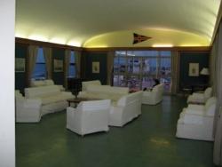 Il salone della sede sociale